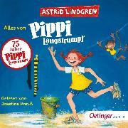 Cover-Bild zu Alles von Pippi Langstrumpf (Audio Download) von Lindgren, Astrid