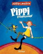 Cover-Bild zu Pippi Langstrumpf (farbig) von Lindgren, Astrid