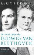 Cover-Bild zu Die zwei Leben des Ludwig van Beethoven von Drüner, Ulrich