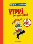 Cover-Bild zu Pippi Langstrumpf von Lindgren, Astrid
