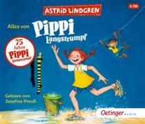 Cover-Bild zu Alles von Pippi Langstrumpf von Lindgren, Astrid