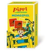 Cover-Bild zu Pippi Langstrumpf Memospiel von Lindgren, Astrid