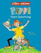 Cover-Bild zu Pippi feiert Geburtstag von Lindgren, Astrid
