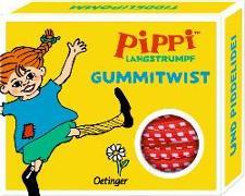 Cover-Bild zu Pippi Langstrumpf Gummitwist von Lindgren, Astrid