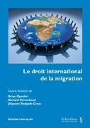Cover-Bild zu Le droit international de la migration von Opeskin, Brian (Hrsg.)