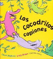Cover-Bild zu Los cocodrilos copiones von Bedford, David