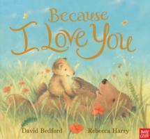 Cover-Bild zu Because I Love You von Bedford, David