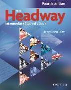 Cover-Bild zu New Headway English Course. Intermediate Student's Book von Soars, Liz (Überarb.)