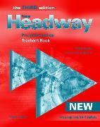 Cover-Bild zu New Headway: Pre-Intermediate Third Edition: Teacher's Book von Soars, John