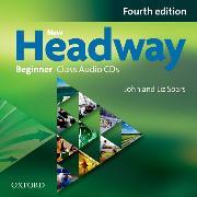 Cover-Bild zu New Headway: Beginner A1: Class Audio Cds von Soars, Liz