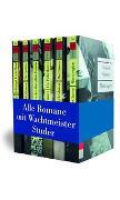 Cover-Bild zu Die Wachtmeister-Studer-Romane von Glauser, Friedrich