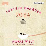 Cover-Bild zu 2084 - Noras Welt (Audio Download) von Gaarder, Jostein