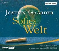 Cover-Bild zu Sofies Welt (Hörspiel) von Gaarder, Jostein