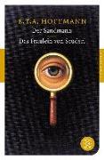 Cover-Bild zu Der Sandmann / Das Fräulein von Scuderi von Hoffmann, E.T.A.