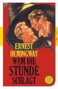 Cover-Bild zu Wem die Stunde schlägt von Hemingway, Ernest