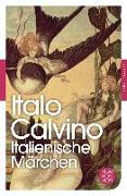 Cover-Bild zu Italienische Märchen von Calvino, Italo