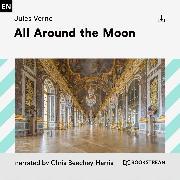 Cover-Bild zu All Around the Moon (Audio Download) von Verne, Jules