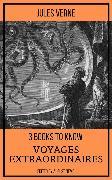 Cover-Bild zu 3 books to know Voyages extraordinaires (eBook) von Verne, Jules