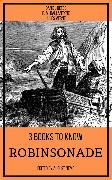Cover-Bild zu 3 books to know Robinsonade (eBook) von Verne, Jules