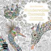 Cover-Bild zu Millie Marotta's Wundervolles Tierreich - Die schönsten Ausmalabenteuer