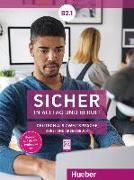 Cover-Bild zu Sicher in Alltag und Beruf! B2.1 / Kursbuch + Arbeitsbuch von Perlmann-Balme, Michaela
