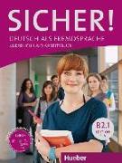 Cover-Bild zu Sicher! B2/1. Lektion 1-6. Kurs- und Arbeitsbuch mit CD-ROM zum Arbeitsbuch von Perlmann-Balme, Michaela