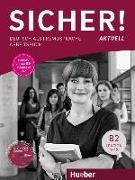 Cover-Bild zu Sicher! aktuell B2 / Arbeitsbuch mit MP3-CD von Perlmann-Balme, Michaela