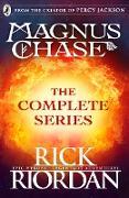 Cover-Bild zu Riordan, Rick: Magnus Chase: The Complete Series (Books 1, 2, 3) (eBook)