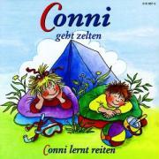 Cover-Bild zu 04: CONNI GEHT ZELTEN/CONNI LERNT REITEN von Conni (Komponist)