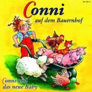 Cover-Bild zu 03: CONNI AUF DEM BAUERNHOF/CONNI U. DAS NEUE BABY von Conni (Komponist)