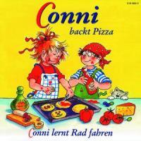 Cover-Bild zu 08: CONNI BACKT PIZZA/CONNI LERNT RAD FAHREN von Conni (Komponist)