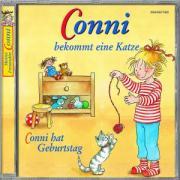 Cover-Bild zu 11: Conni Bekommt Eine Katze/Conni Hat Geburtstag von Conni (Komponist)