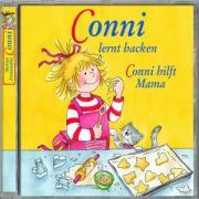 Cover-Bild zu 19: CONNI LERNT BACKEN/CONNI HILFT MAMA von Conni (Komponist)