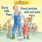 Cover-Bild zu 50: Conni Hilft Papa/Streitet Sich Mit Julia von Conni (Komponist)