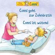 Cover-Bild zu 54: Conni Geht Zur Zahnärztin (Neu)/Ist Wütend von Conni (Komponist)