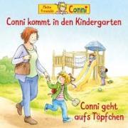 Cover-Bild zu 53: Conni Kommt In D.Kindergarten (Neu)/Töpfchen von Conni (Komponist)