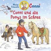Cover-Bild zu 60: Conni Und Die Ponys Im Schnee von Conni (Komponist)