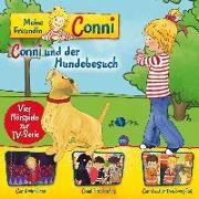 Cover-Bild zu 09: Conni Hundebesuch/Clown/Fasching/Dreck-Weg-Tag von Meine Freundin Conni (Tv-Hörspiel) (Komponist)