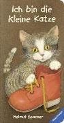 Cover-Bild zu Ich bin die kleine Katze