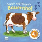 Cover-Bild zu Sound- und Fühlbuch Bauernhof