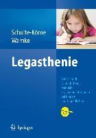 Cover-Bild zu Legasthenie von Schulte-Körne, Gerd