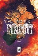 Cover-Bild zu To Your Eternity 04 von Oima, Yoshitoki