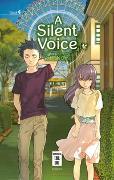 Cover-Bild zu A Silent Voice 04 von Oima, Yoshitoki