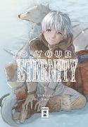 Cover-Bild zu To Your Eternity 01 von Oima, Yoshitoki