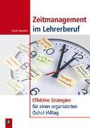 Cover-Bild zu Zeitmanagement im Lehrerberuf von Oppolzer, Ursula