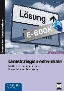 Cover-Bild zu Lernstrategien entwickeln (eBook) von Oppolzer, Ursula