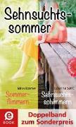 Cover-Bild zu Krämer, Mina: Sehnsuchtssommer (Doppelband zum Sonderpreis) (eBook)