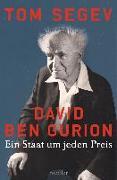 Cover-Bild zu Segev, Tom: David Ben Gurion