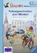 Cover-Bild zu Polizeigeschichten zum Mitraten von Lenk, Fabian