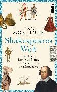 Cover-Bild zu Shakespeares Welt von Mortimer, Ian